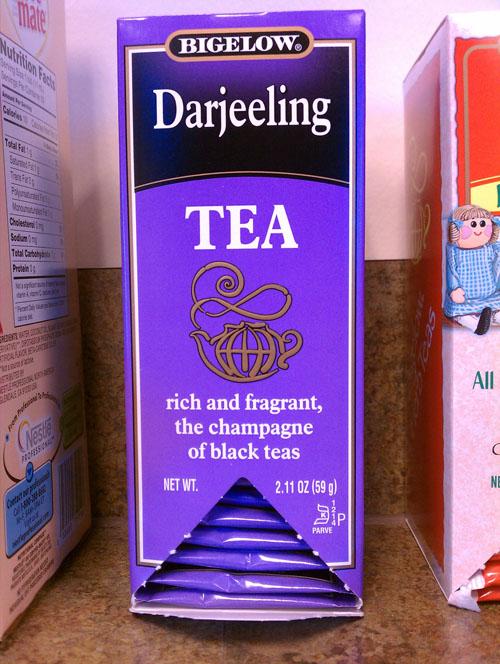 Darjeeling-tea